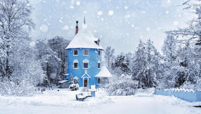 Moominworld-in-Naantali-Finland.