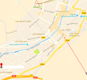 Chalet Couttet Location