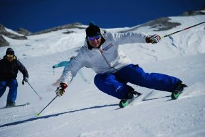 Andy Freshwater Skiing