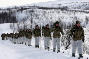 army ski