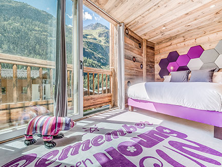 Chalet Rock 'n' Love, Tignes